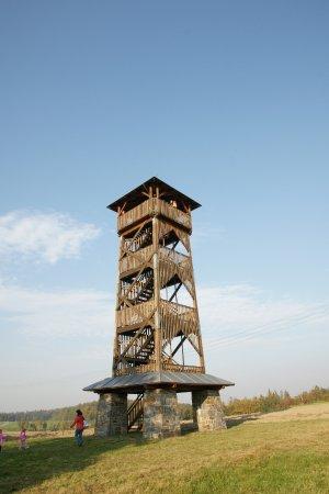 Lookout Tower Sance v Jakubcovicich Foto