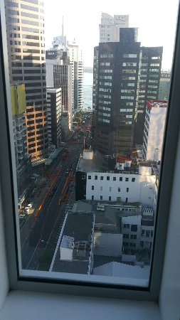 Barclay Suites Auckland: 20160912_074953_large.jpg
