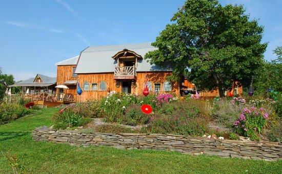 Burdett, NY: SkyLand Art Barn