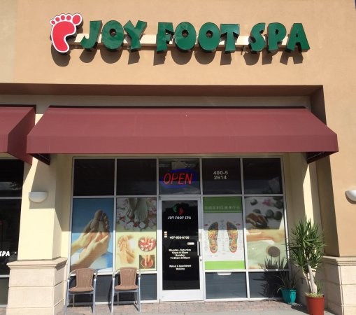 ‪Joy Foot Spa‬