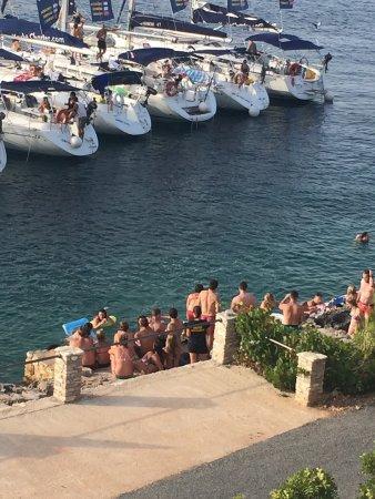 Necujam, Hırvatistan: Ljeto 2016