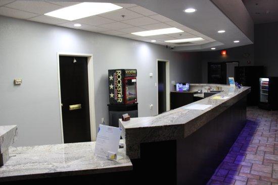 Buckeye, AZ: Main Entrance to Lobby