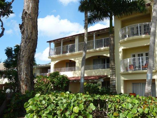Paynes Bay, Barbados: Ocean view suites