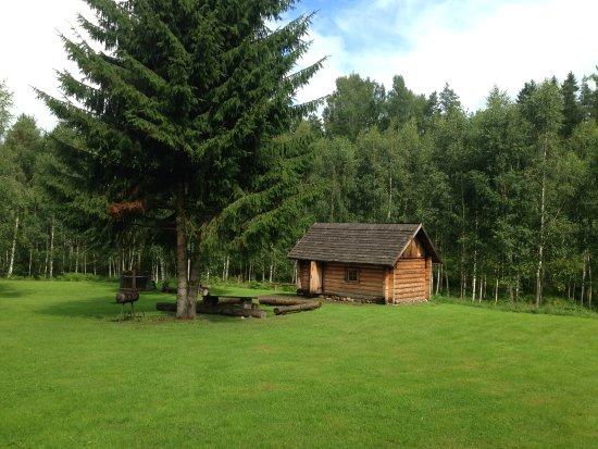 Viljandi, Estonia: Smoke sauna !