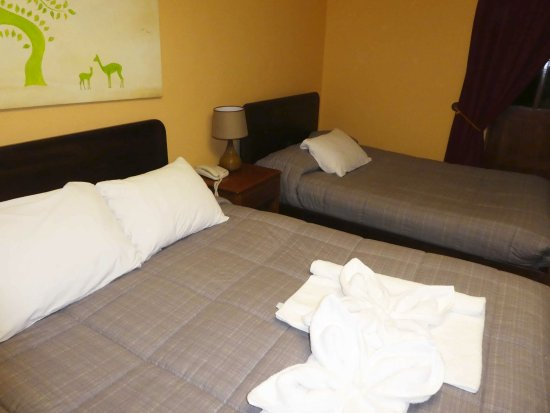 Hotel Sol : Beds