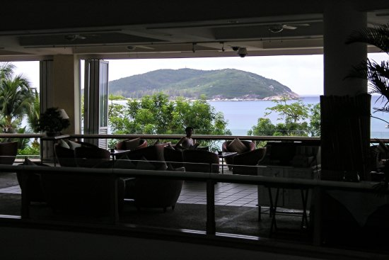 Holiday Inn Resort Sanya Yalong Bay: View from Lobby