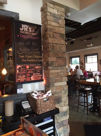Jr S Restaurant Petoskey Michigan