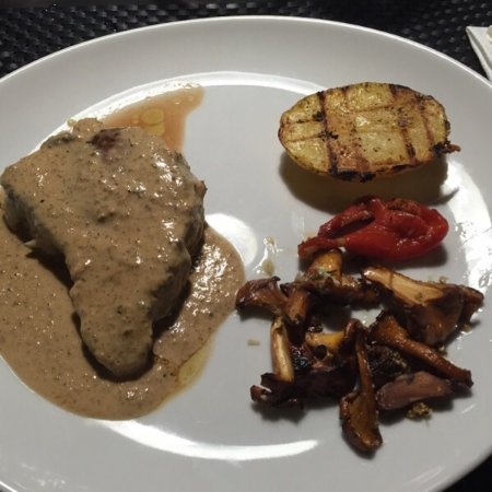 Llinars del Valles, Spanien: Filet