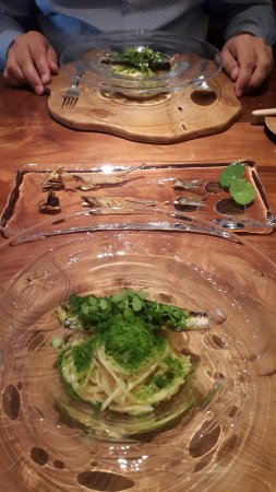 Fujiya 1935: Fideos con pescado