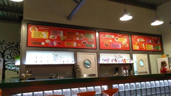 "Zhukov, روسيا: Кафе ""Оранжерея"""