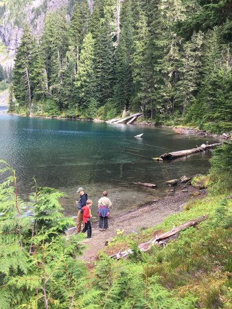 Mowich Lake Mount Rainier National Park All You Need