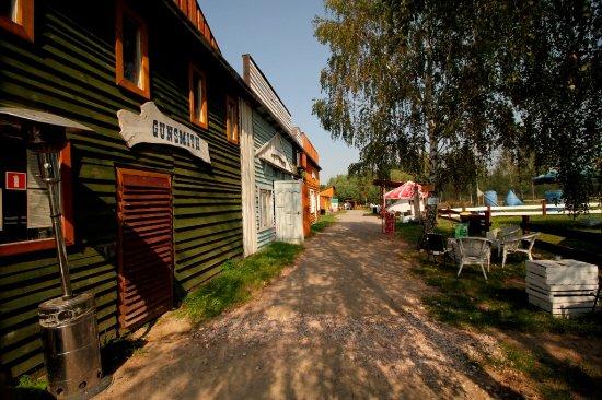 Piaseczno, โปแลนด์: ulica Western