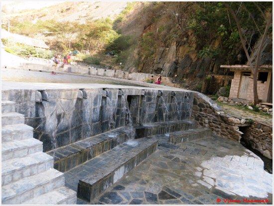 Santa Teresa, بيرو: Águas termais de Sta. Teresa - Cocalmayo