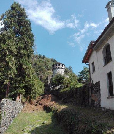 Vogogna, İtalya: la torre