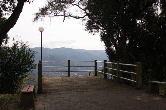 Picada Cafe, RS: Mirante