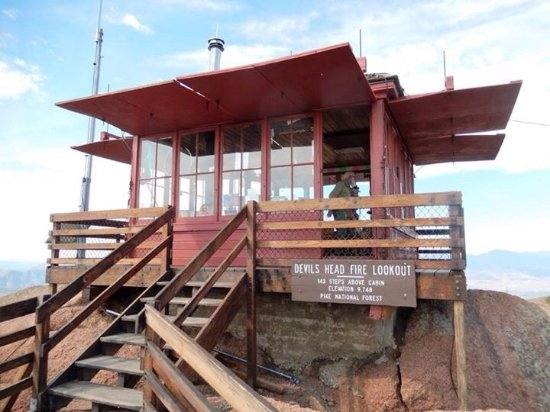 Devil's Head Fire Lookout: photo0.jpg