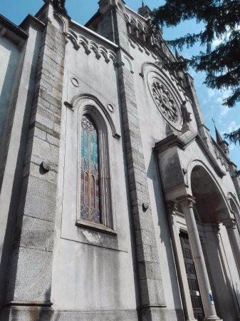 Vogogna, İtalya: Chiesa parrocchiale (Sacro Cuore di Gesù)