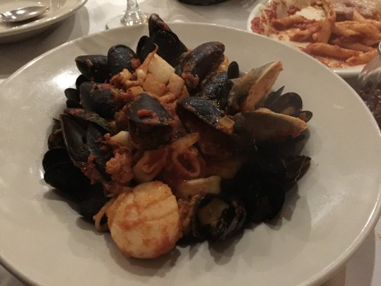 Al Fresca Ristorante: Seafood al Fresca