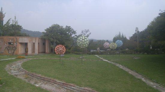 Icheon, كوريا الجنوبية: garden