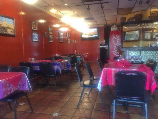 Dining Room El Ceviche Bradenton Fl