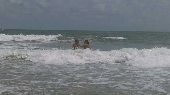 Bilde fra South Seas Oceanfront Family Resort