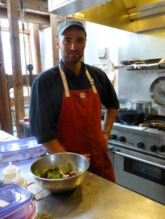 Ridgway, Κολοράντο: The Chef