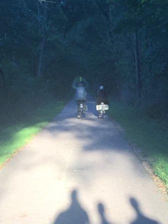 Pumpkinvine Nature Trail : Scenes along the pumpkin vine trail