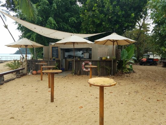 Relax on Dunk Island