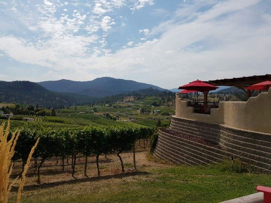 Wine Your Way Tours: Thornhaven Winery in Summerland BC