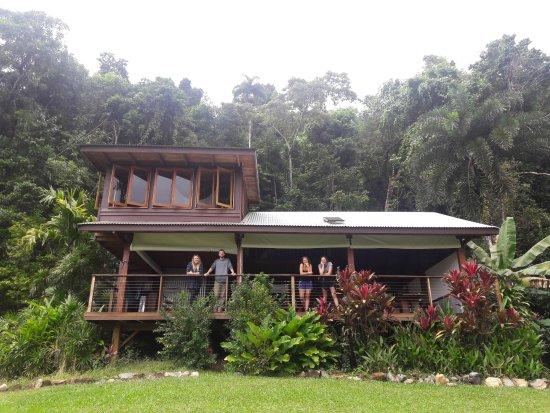 Noah Creek Rainforest Eco-Huts