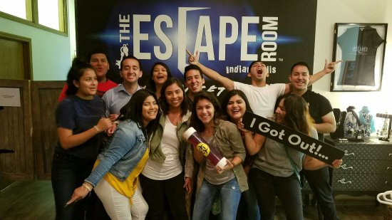 The Escape Room Indianapolis