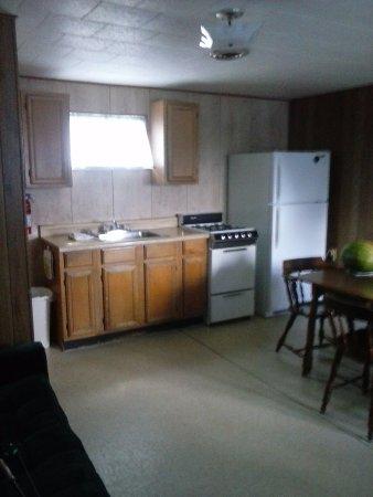 Beaver Creek Farm Cabins/Cottages: Kitchen