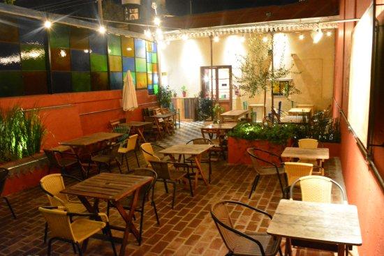 Jesus Maria, อาร์เจนตินา: Hermoso patio interno para compartir con amigos una noche especial