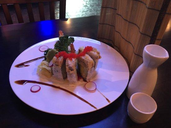 Macungie, Пенсильвания: Osaka Fusion Asian
