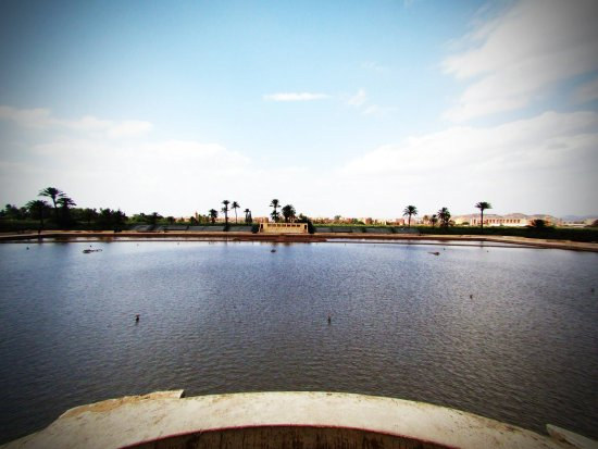 Marrakech-Tensift-El Haouz Region, โมร็อกโก: Menara Gardens