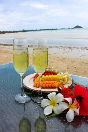 Lipa Noi, Thailand: Refreshment