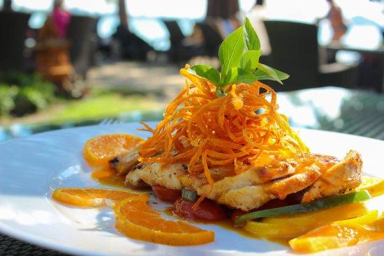 Lipa Noi, Thailand: Fine Dining