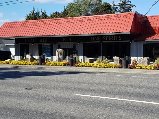 Ladner, Kanada: The Landing Pub and Grill