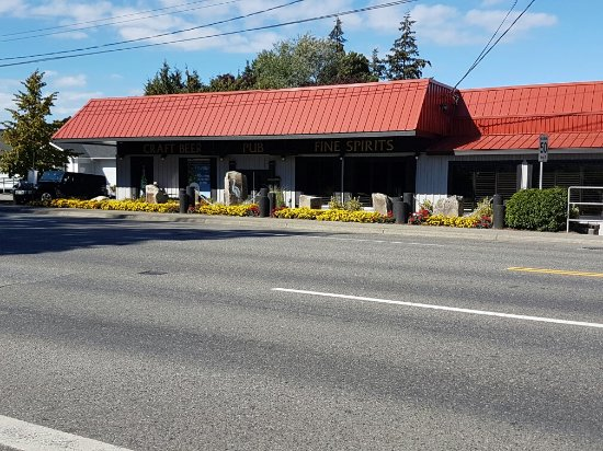 Ladner, Canada: The Landing Pub and Grill