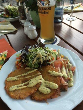 Furstenwalde, Tyskland: Restaurant Seeblick