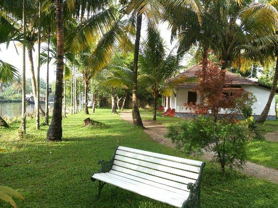 Palmgrove Lake Resort: At Palmgroves lake resort