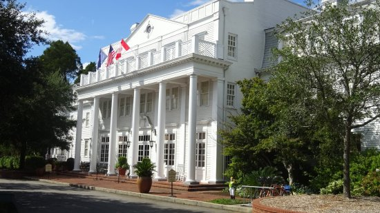 Aiken, Carolina Selatan: Front entrance