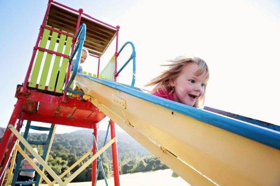 Gore, Selandia Baru: Dolamore Park playground