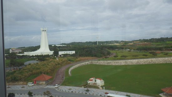 Okinawa Peace Memorial Park : 広い公園です