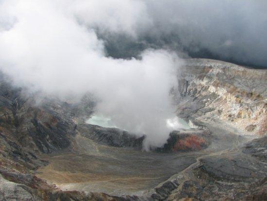 Poas Volcano National Park صورة فوتوغرافية