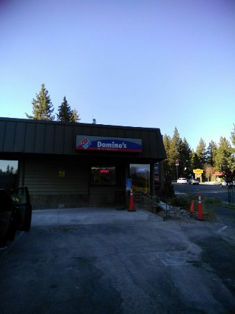 Dominos Pizza South Lake Tahoe 987 Edgewood Cir Restaurant