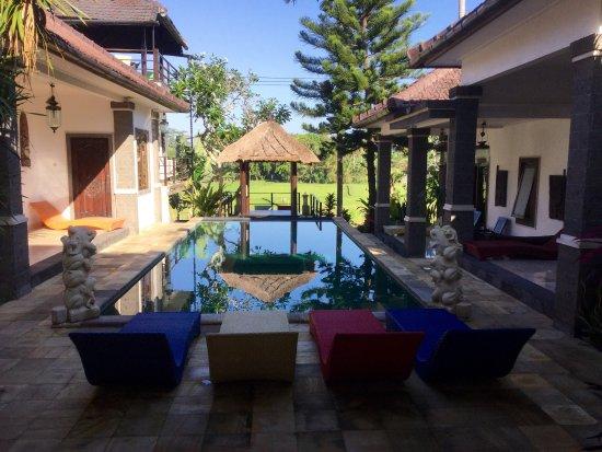 巴厘巴拉姆別墅酒店照片