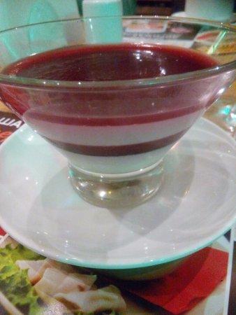 Кафе & веранда Дирижабль: десерт Паннакртта