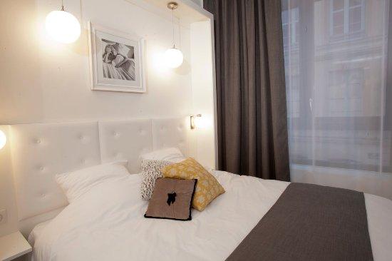 Calm Appart Hotel : Chambre CALM
