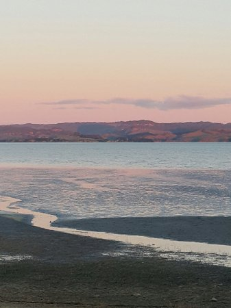 Kawhia, Nya Zeeland: 20160910_180044_large.jpg